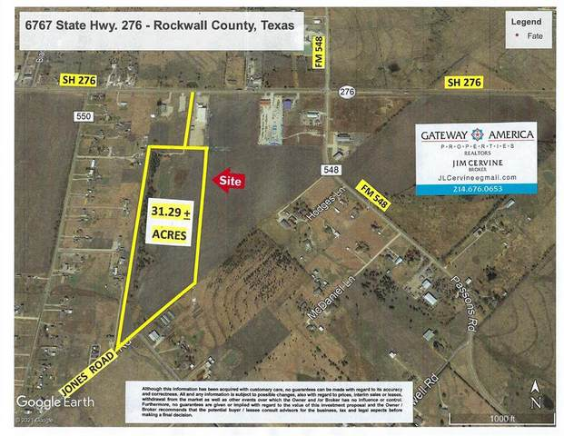 6767 Sh 276, Royse City, TX 75189 (MLS #14565694) :: Real Estate By Design