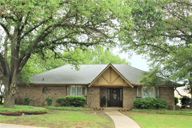 1000 Hampshire Lane, Carrollton, TX 75007 (MLS #14565758) :: Wood Real Estate Group