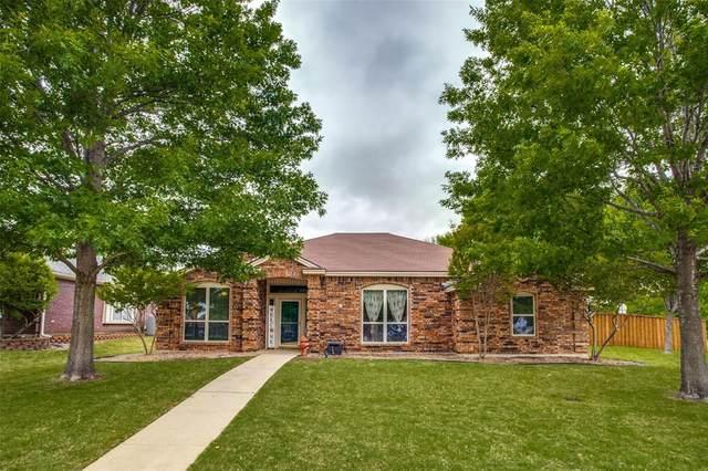 817 Cottonwood Drive, Allen, TX 75002 (MLS #14565792) :: Wood Real Estate Group