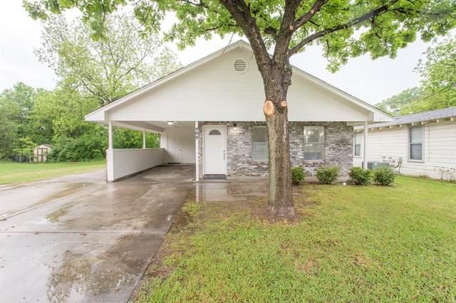 409 S Bradshaw Street, Denton, TX 76205 (MLS #14565793) :: Wood Real Estate Group