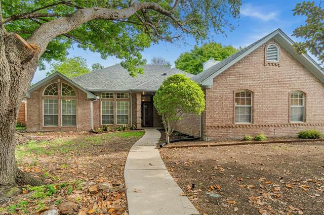 1507 Stratford Lane, Denton, TX 76209 (MLS #14565794) :: The Mauelshagen Group