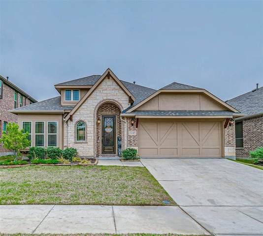 1145 Parkstone Drive, Little Elm, TX 76227 (MLS #14565804) :: Jones-Papadopoulos & Co