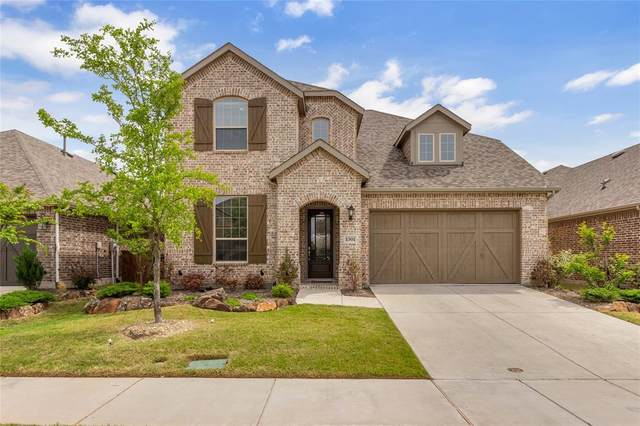 1501 Cherry Blossom Lane, Celina, TX 75078 (MLS #14565812) :: Wood Real Estate Group