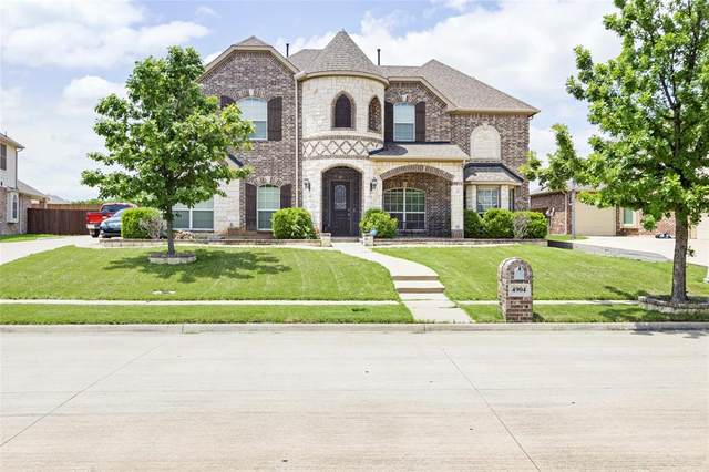 4904 Copper Cove Circle, Mansfield, TX 76063 (MLS #14565815) :: Rafter H Realty