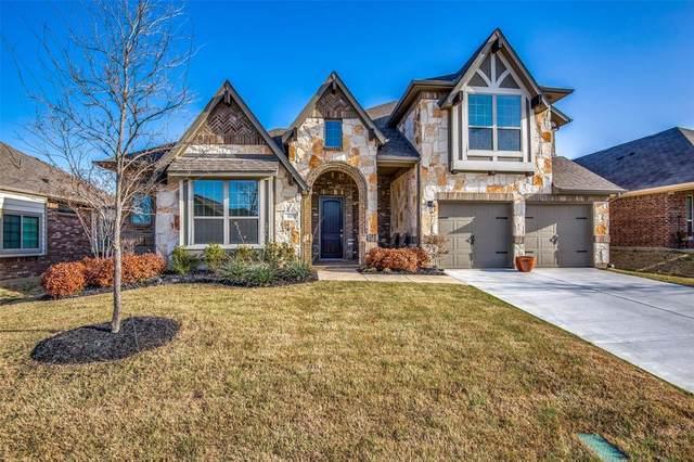 527 Brookhaven Lane, Oak Point, TX 75068 (MLS #14565851) :: Real Estate By Design