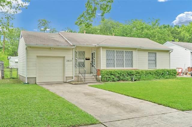 2827 Waskom Street, Dallas, TX 75228 (MLS #14565908) :: Wood Real Estate Group