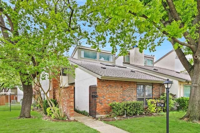 9714 Amberton Parkway, Dallas, TX 75243 (MLS #14565914) :: Wood Real Estate Group