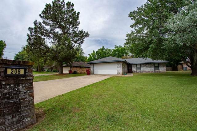 208 Turtle Creek, Reno, TX 75462 (MLS #14565925) :: RE/MAX Landmark