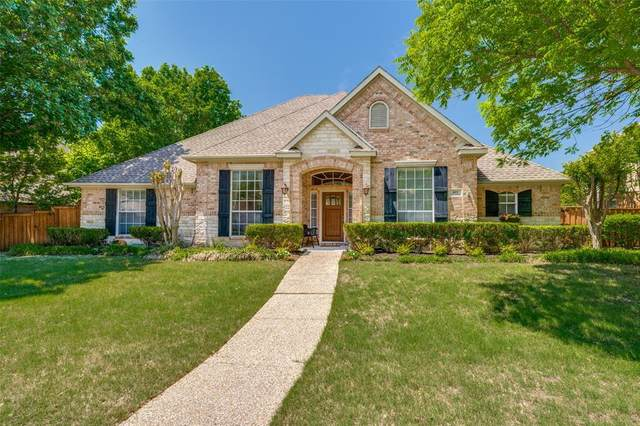 605 Twin Creeks Drive, Allen, TX 75013 (MLS #14565930) :: The Kimberly Davis Group
