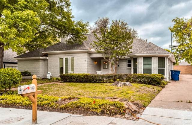 18619 Crownover Court, Dallas, TX 75252 (MLS #14565943) :: Wood Real Estate Group