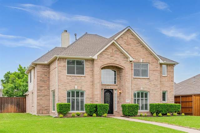 4613 Southpointe Drive, Richardson, TX 75082 (MLS #14565944) :: Wood Real Estate Group