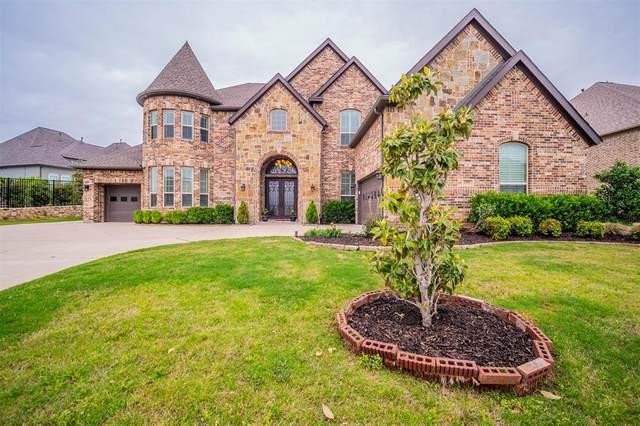6501 Sorrento Lane, Flower Mound, TX 75077 (MLS #14565955) :: Real Estate By Design