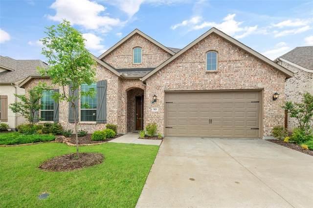 3820 Redbud Drive, Aubrey, TX 76227 (MLS #14565966) :: Real Estate By Design