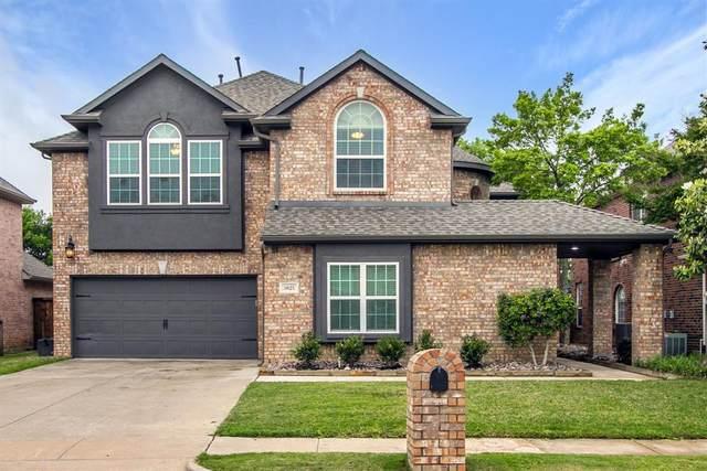 3621 Burlington Drive, Flower Mound, TX 75022 (MLS #14565989) :: Wood Real Estate Group