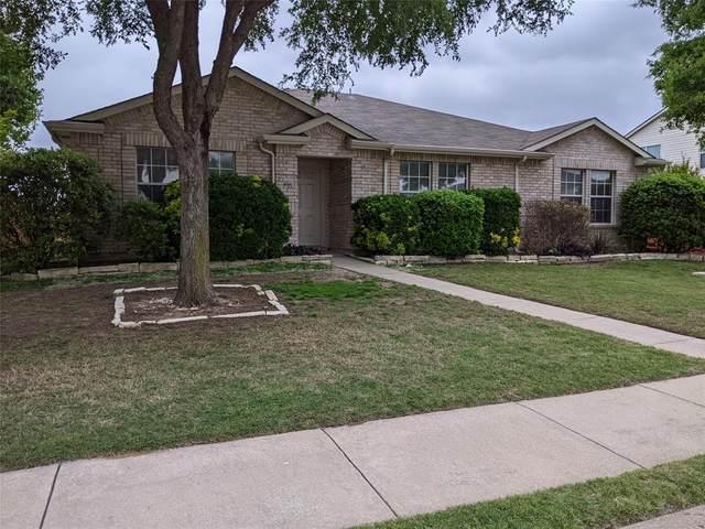905 Meadowgate Drive, Allen, TX 75002 (MLS #14565990) :: Wood Real Estate Group