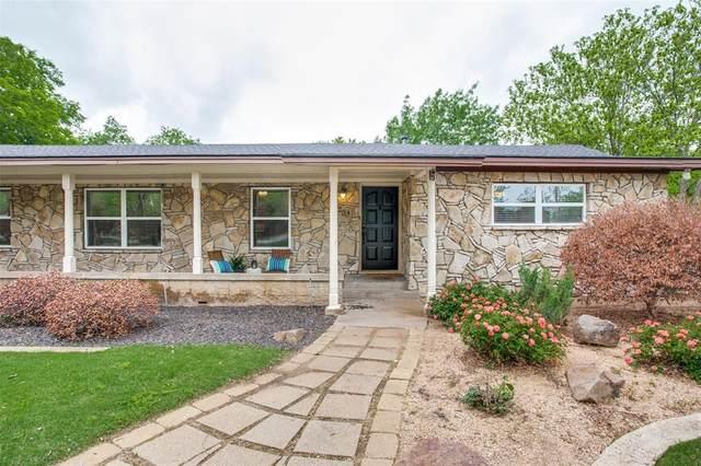 203 Mcanear Street, Cleburne, TX 76033 (MLS #14565992) :: Frankie Arthur Real Estate