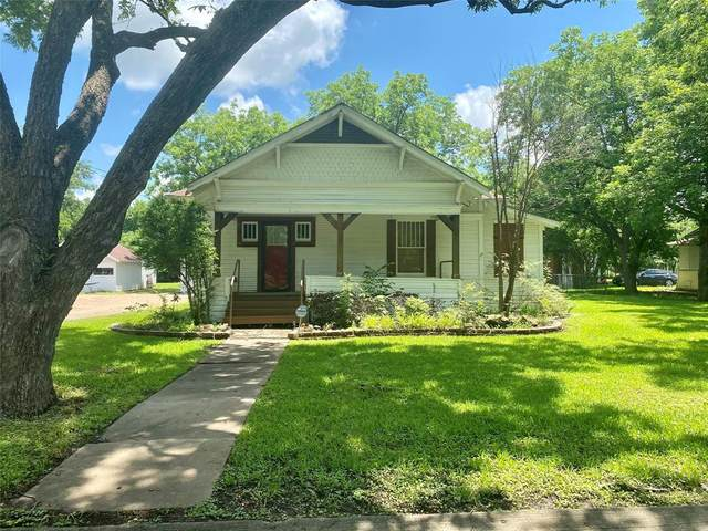 220 E Travis Street, Italy, TX 76651 (MLS #14565995) :: Real Estate By Design