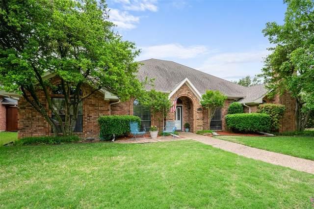 2708 Powderhorn Drive, Plano, TX 75025 (MLS #14565996) :: Real Estate By Design