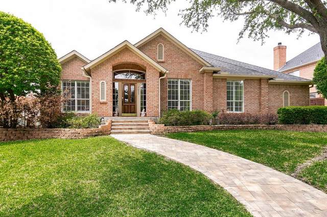 7623 Sweetgum Drive, Irving, TX 75063 (MLS #14566005) :: The Kimberly Davis Group