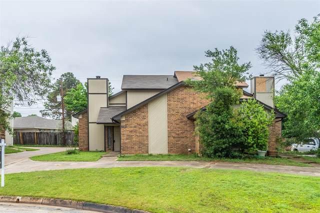 5723 Bramblewood Court, Arlington, TX 76017 (MLS #14566049) :: Wood Real Estate Group