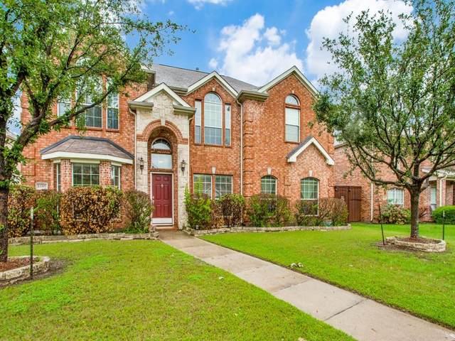 1189 Hazel Green, Frisco, TX 75033 (MLS #14566054) :: Real Estate By Design