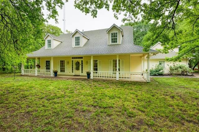 356 Edward Farris Road, Weatherford, TX 76085 (MLS #14566091) :: Wood Real Estate Group