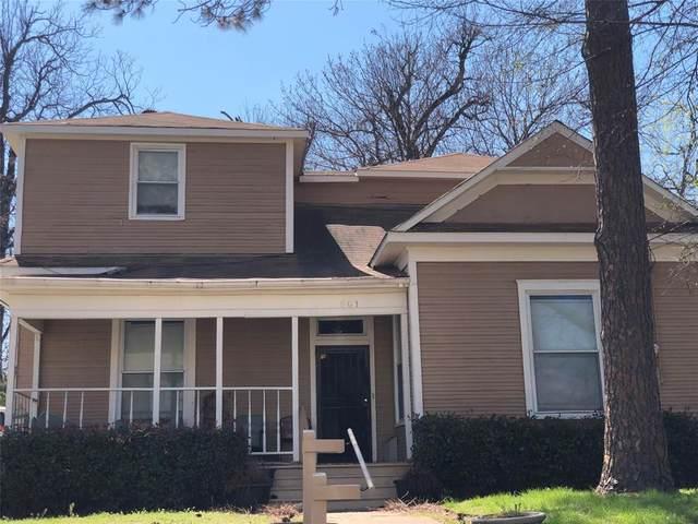 501 Alcalde Street, Dallas, TX 75246 (MLS #14566099) :: Front Real Estate Co.