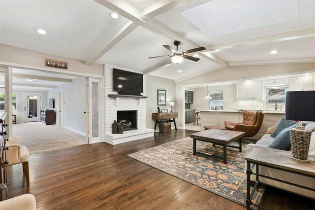 7406 Heathermore Drive, Dallas, TX 75248 (MLS #14566104) :: The Kimberly Davis Group