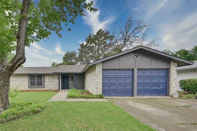 1814 Guinevere Street, Arlington, TX 76014 (MLS #14566112) :: Wood Real Estate Group