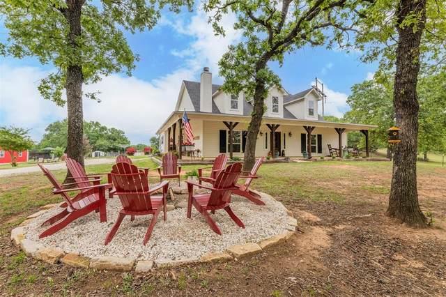 5224 County Road 316, Alvarado, TX 76009 (MLS #14566119) :: Real Estate By Design