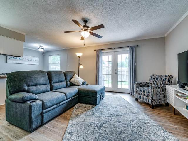 6054 Dunson Drive, Watauga, TX 76148 (MLS #14566131) :: Wood Real Estate Group