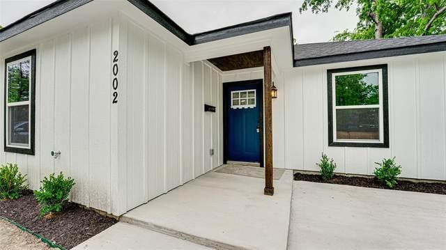 2002 Pollard Street, Greenville, TX 75401 (MLS #14566137) :: Wood Real Estate Group