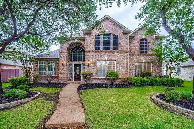6872 Baird Drive, Plano, TX 75024 (MLS #14566152) :: Wood Real Estate Group
