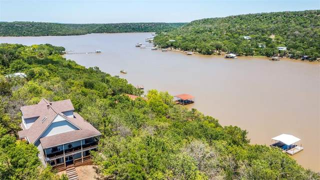 2444 S Lakeview Dr, Gordon, TX 76453 (MLS #14566153) :: The Tierny Jordan Network