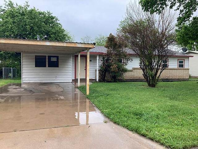 429 Fairmont Street, Clyde, TX 79510 (MLS #14566197) :: All Cities USA Realty