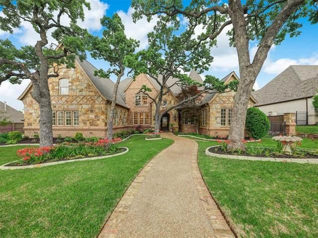 404 W Chapel Downs Drive, Southlake, TX 76092 (MLS #14566199) :: EXIT Realty Elite