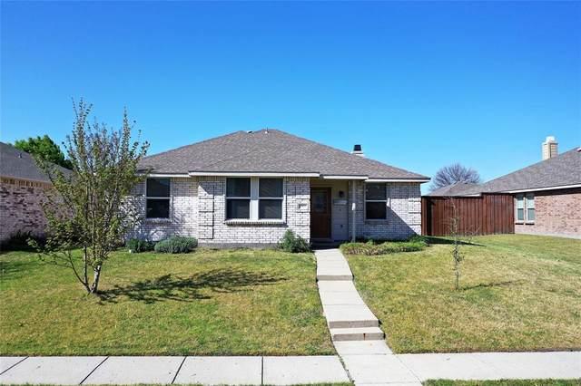 3007 Lake Vista Drive, Wylie, TX 75098 (MLS #14566212) :: Wood Real Estate Group