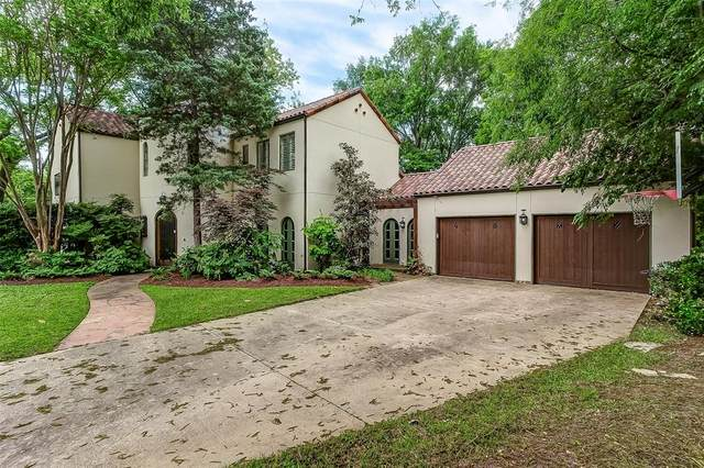 215 Lindenwood Drive, Fort Worth, TX 76107 (MLS #14566226) :: All Cities USA Realty