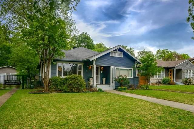 5335 Vickery Boulevard, Dallas, TX 75206 (MLS #14566236) :: Wood Real Estate Group