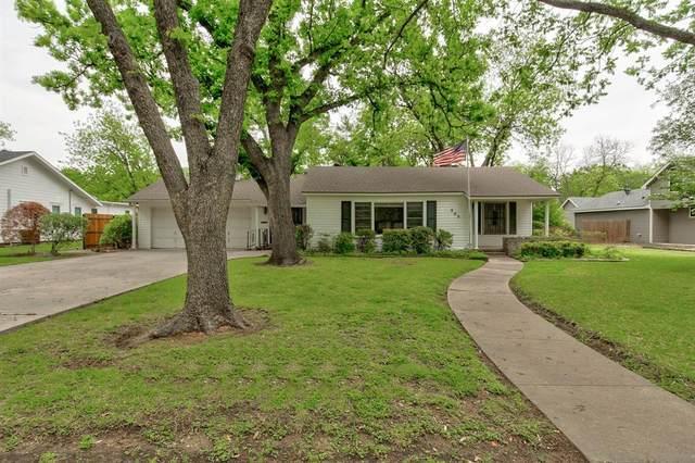 509 Bellevue Drive, Cleburne, TX 76033 (MLS #14566252) :: VIVO Realty