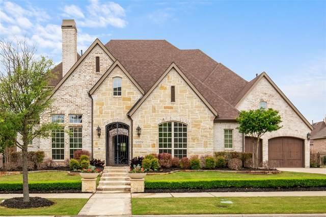 12669 Riverhill Road, Frisco, TX 75033 (MLS #14566254) :: Jones-Papadopoulos & Co
