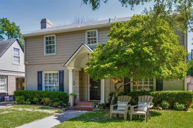 5818 Morningside Avenue, Dallas, TX 75206 (MLS #14566263) :: Craig Properties Group