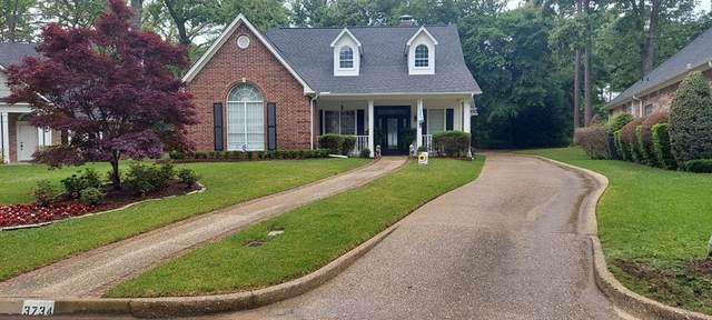 3734 Long Leaf Drive, Tyler, TX 75707 (MLS #14566274) :: Wood Real Estate Group