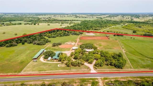 11600 Brock Highway, Lipan, TX 76462 (MLS #14566300) :: The Mauelshagen Group