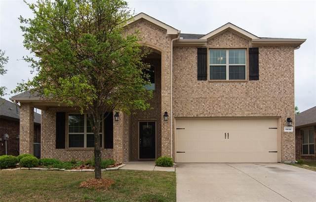1111 Dickenson Drive, Melissa, TX 75454 (MLS #14566303) :: Wood Real Estate Group