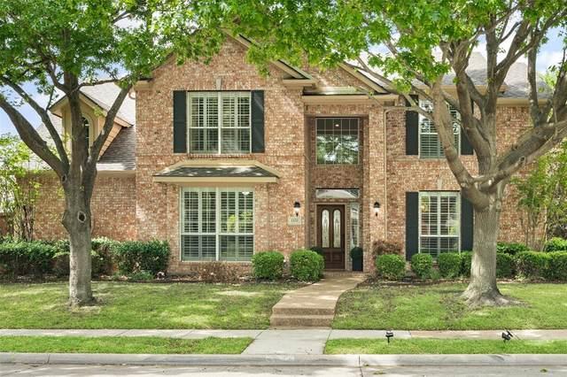 1432 Tascosa Court, Allen, TX 75013 (MLS #14566307) :: Wood Real Estate Group