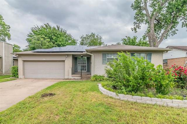 1318 N Rogers Road, Irving, TX 75061 (MLS #14566312) :: The Mauelshagen Group