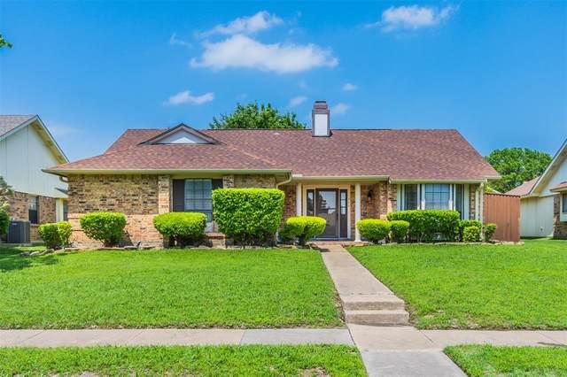 1349 Heidi Drive, Plano, TX 75025 (MLS #14566329) :: The Kimberly Davis Group