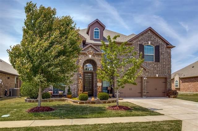 2519 Appaloosa Lane, Celina, TX 75009 (MLS #14566332) :: Wood Real Estate Group