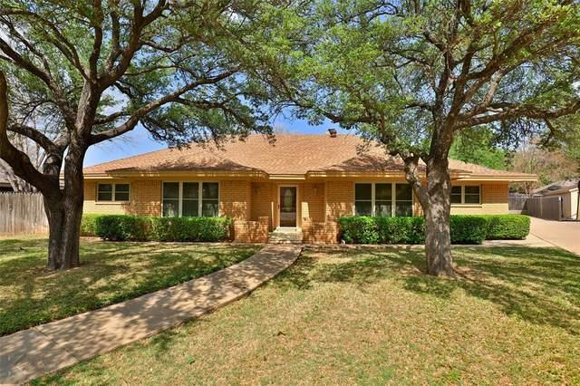 5409 Knollwood Drive, Abilene, TX 79606 (MLS #14566377) :: VIVO Realty